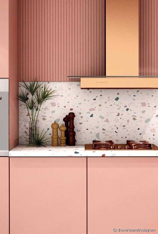 Comment intégrer du terrazzo dans la cuisine ?