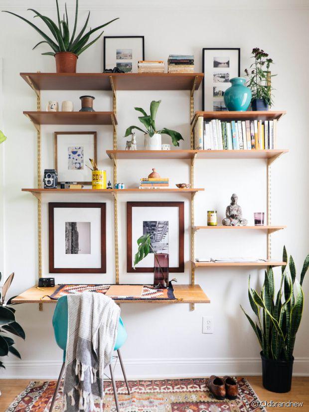 Comment aménager un coin bureau dans le salon ?