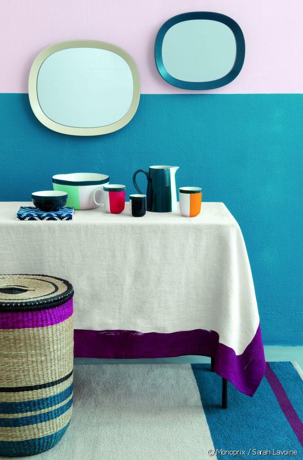 sarah lavoine s 39 invite chez monoprix. Black Bedroom Furniture Sets. Home Design Ideas