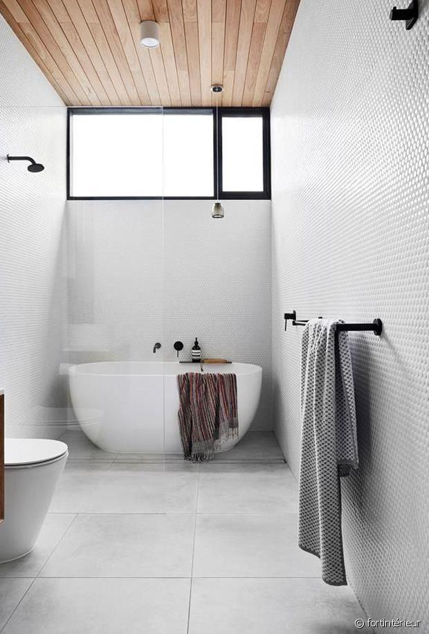 Pas toujours facile de faire le vide dans la salle de bain !