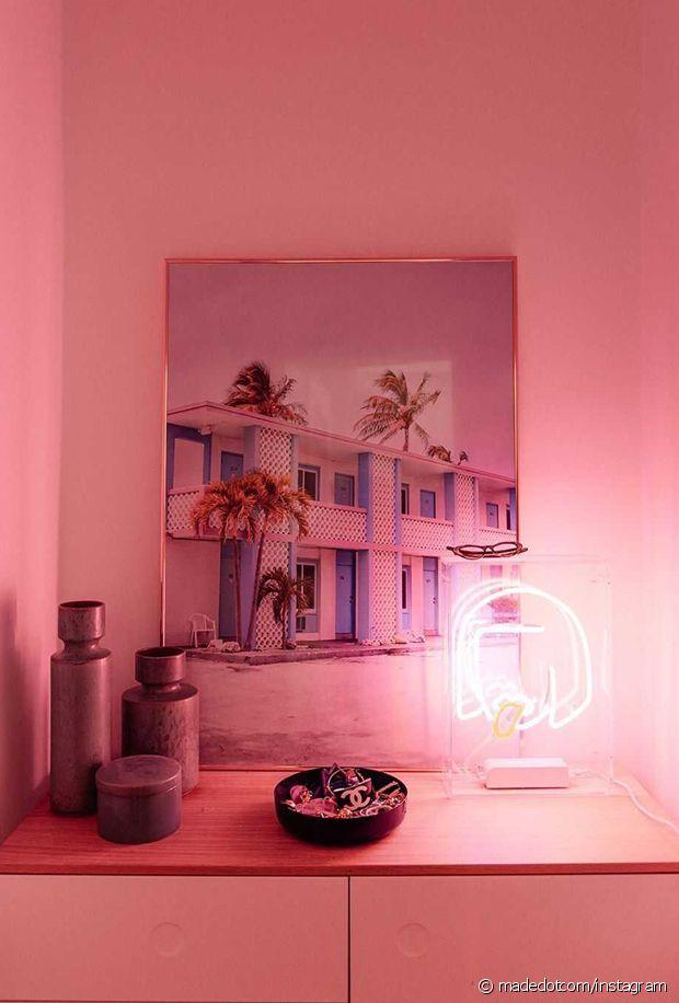 Lampes néons originales : notre sélection shopping