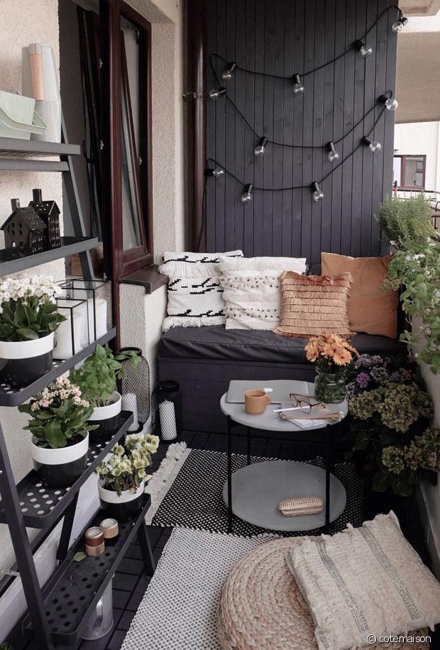 Comment décorer et aménager un petit balcon ?