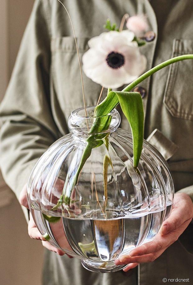 Sélection de vases en verre à petits prix