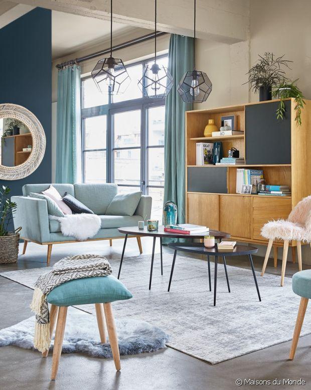 d4c8c656263c4 Petits espaces : nos plus beaux canapés
