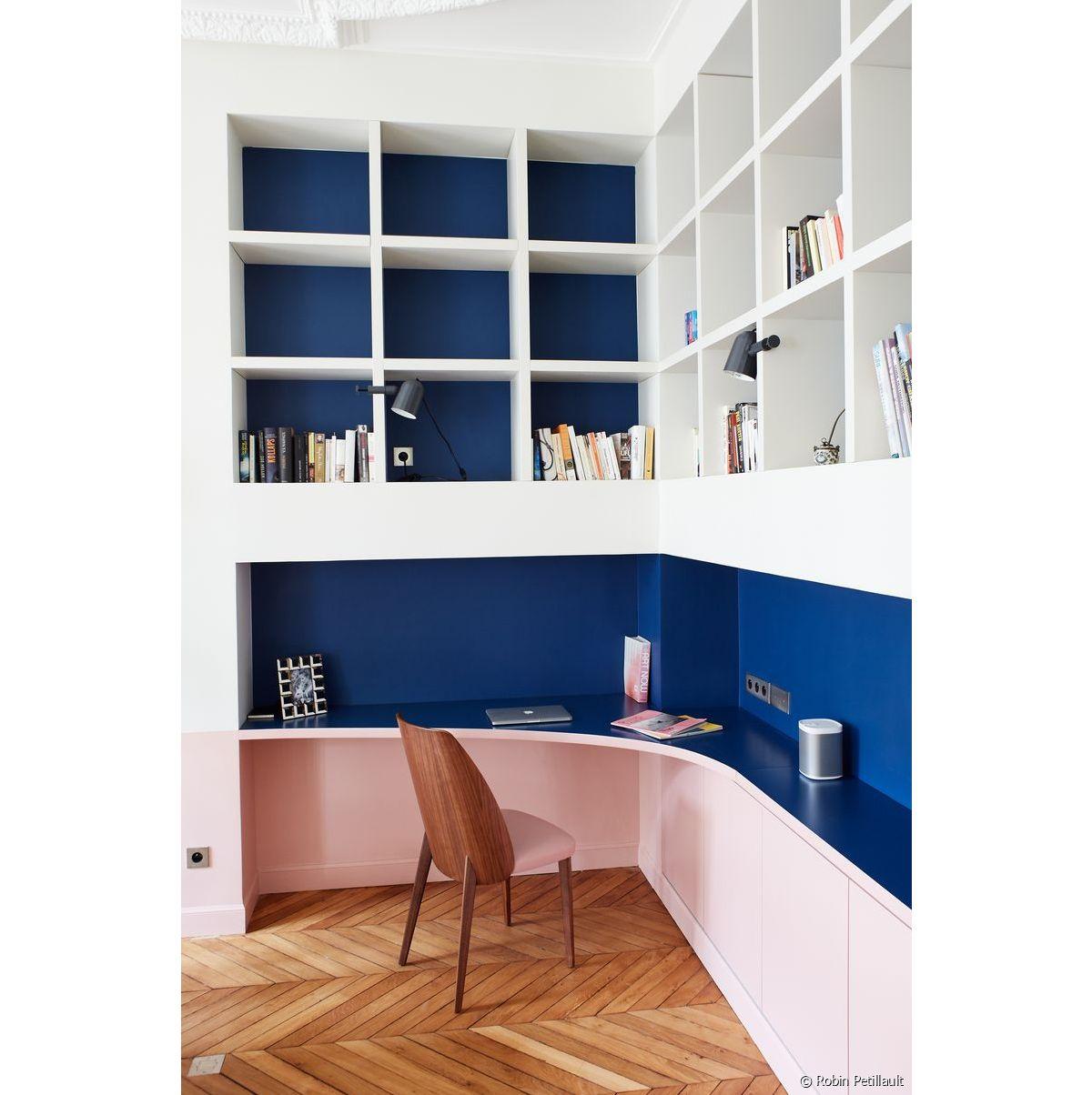 Relooker Une Piece Bureau espace bureau : 3 idées pour le relooker - 31m2
