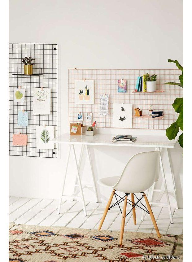 Espace bureau 3 id es pour le relooker - Peinture pour bureau ...