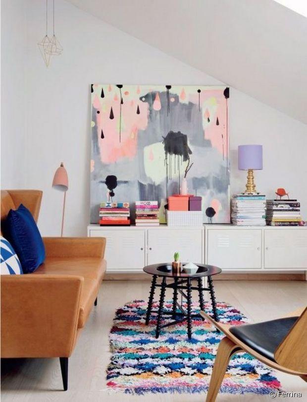 plein feu sur le tapis boucherouite. Black Bedroom Furniture Sets. Home Design Ideas