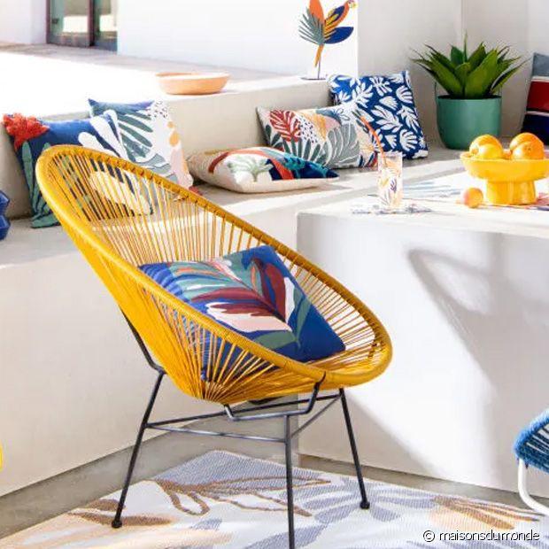 On ne fait pas mieux pour égayer sa terrasse, son balcon ou sa véranda !