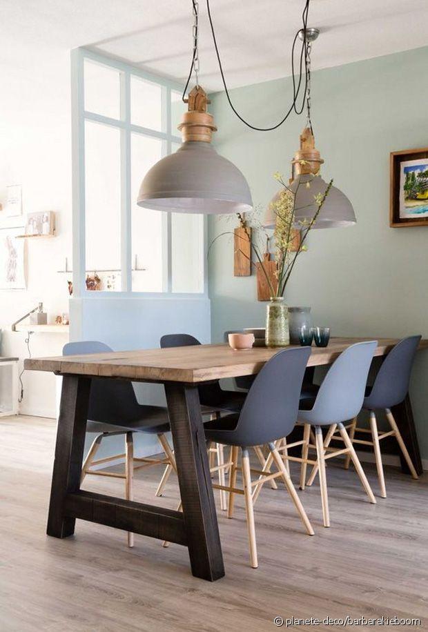 Zoom sur la chaise Eames qu'on aime tant