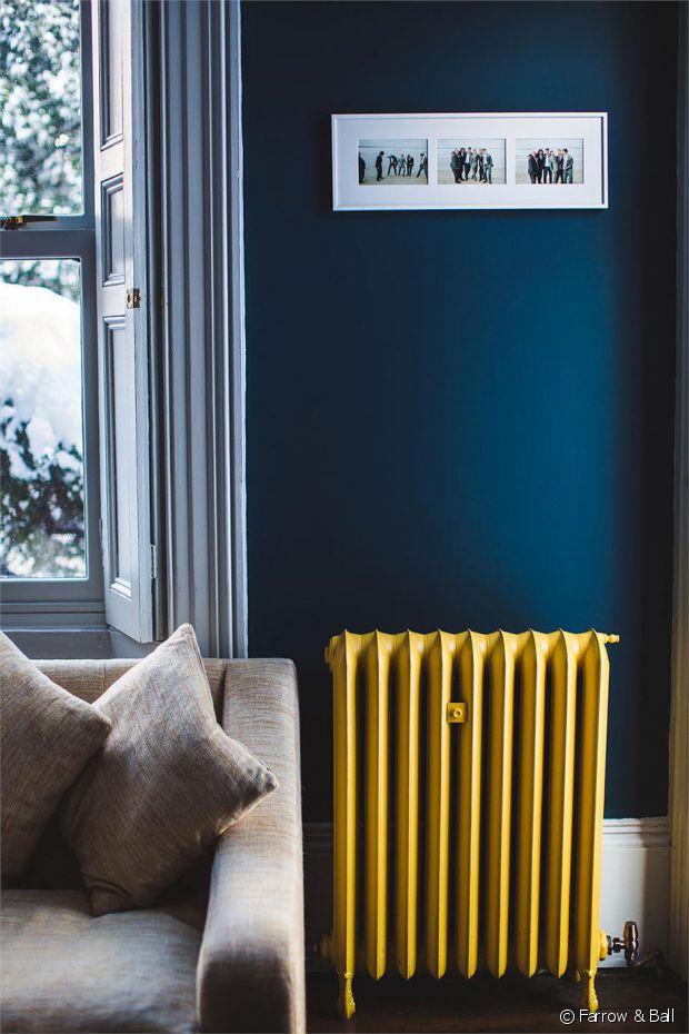 Bleu Et Jaune : Lu0027alliance Parfaite !