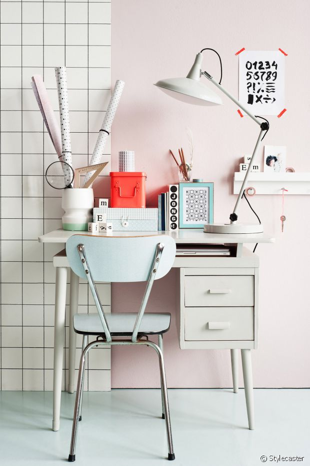 5 objets r tro avoir absolument dans sa d co. Black Bedroom Furniture Sets. Home Design Ideas