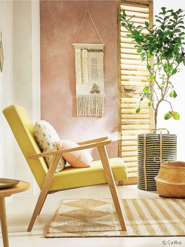 slection de fauteuils en bois pour la chambre - Fauteuil Chambre