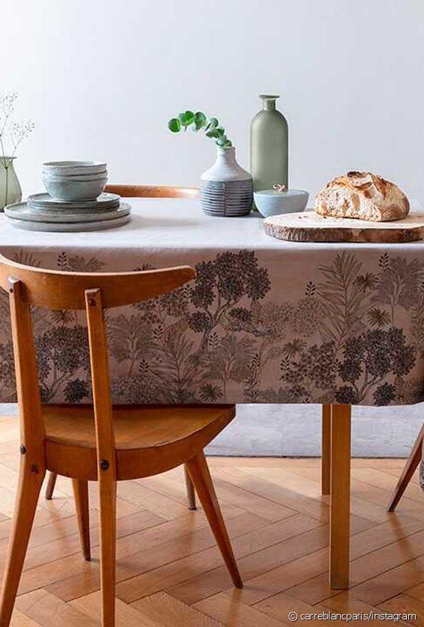 Nappes, sets et chemins de table : tout pour une jolie salle à manger
