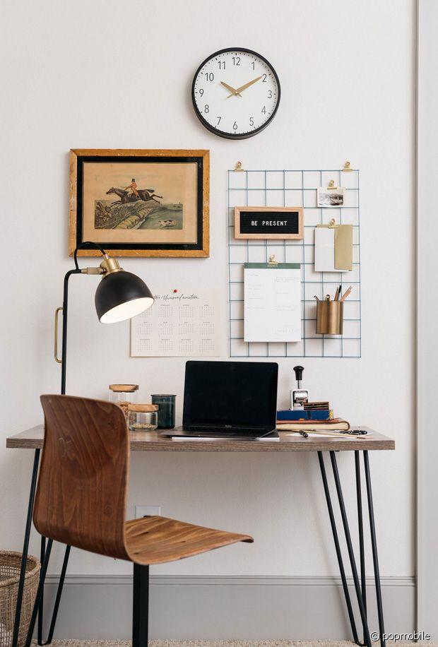 Sélection de bureaux stylés à moins de 200€
