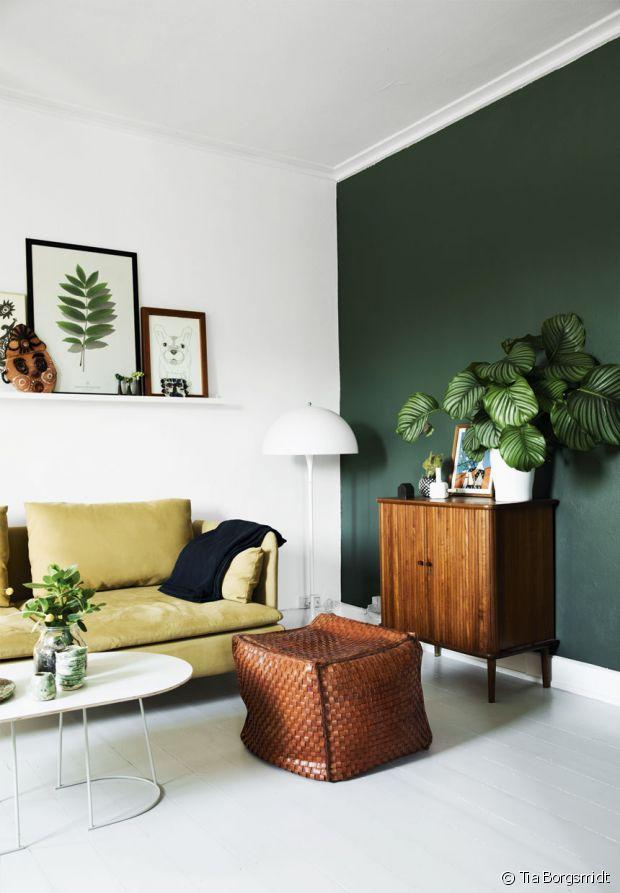Quelle couleur choisir pour repeindre mon salon ?
