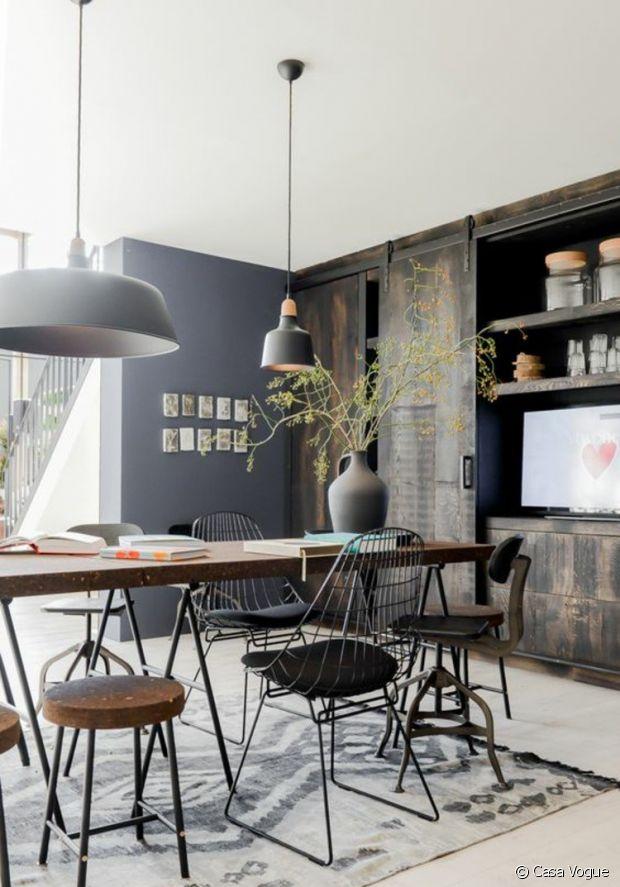 Les accessoires avoir pour une d co industrielle for Decoration maison style industriel