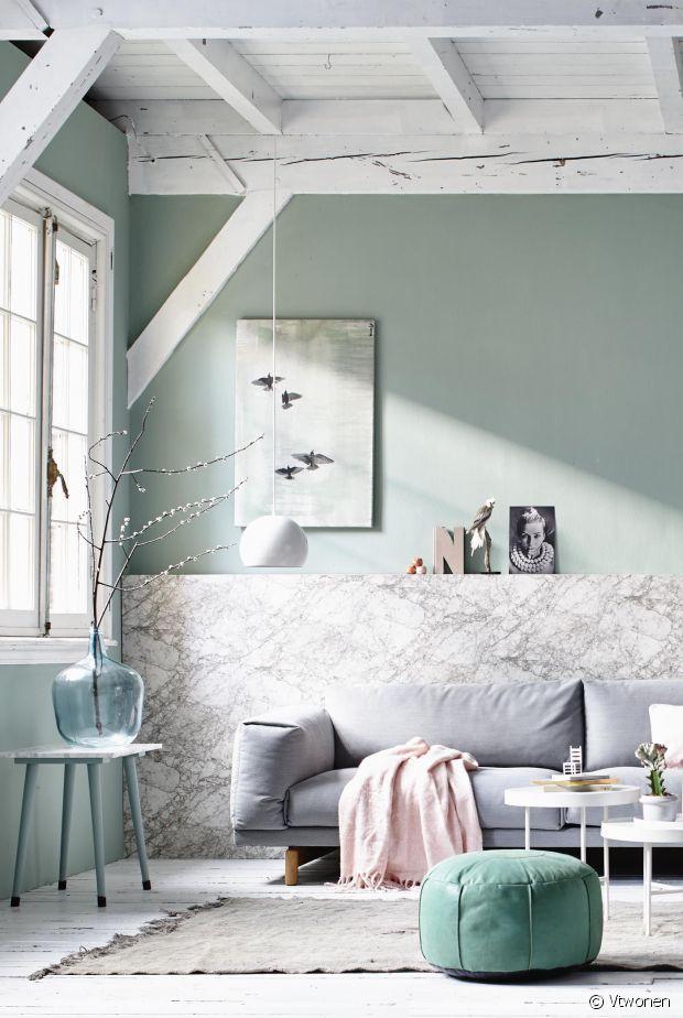 3 raisons de craquer pour une d co pastel. Black Bedroom Furniture Sets. Home Design Ideas