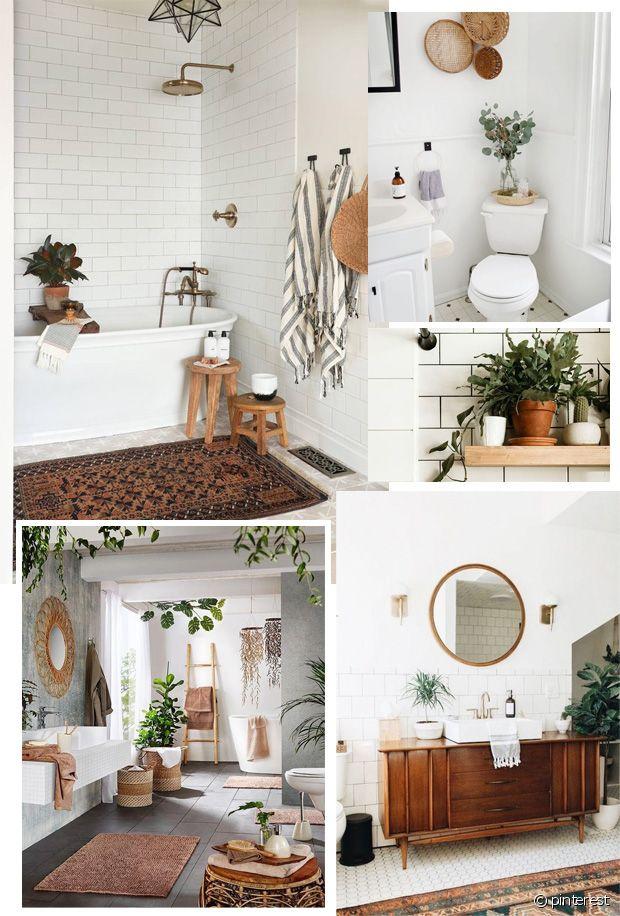 En résumé : des couleurs claires, dus bois et des plantes vertes !
