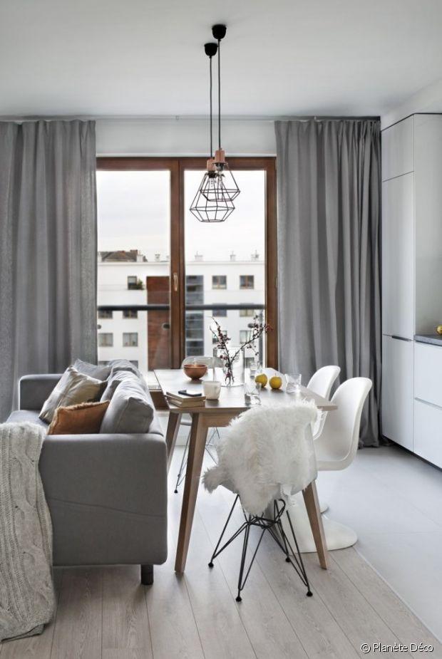 Des rideaux pour passer l\'hiver au chaud