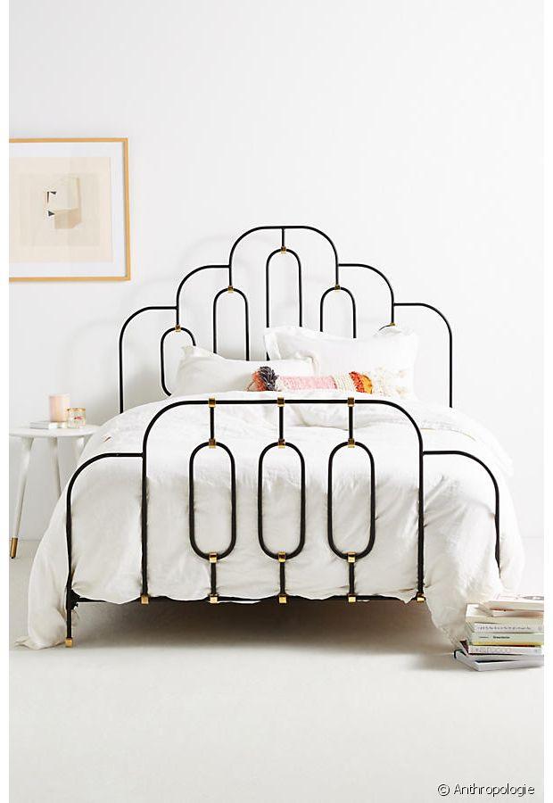 S lection de lits conforts et design pour la chambre - Lit escamotable plafond manuel ...