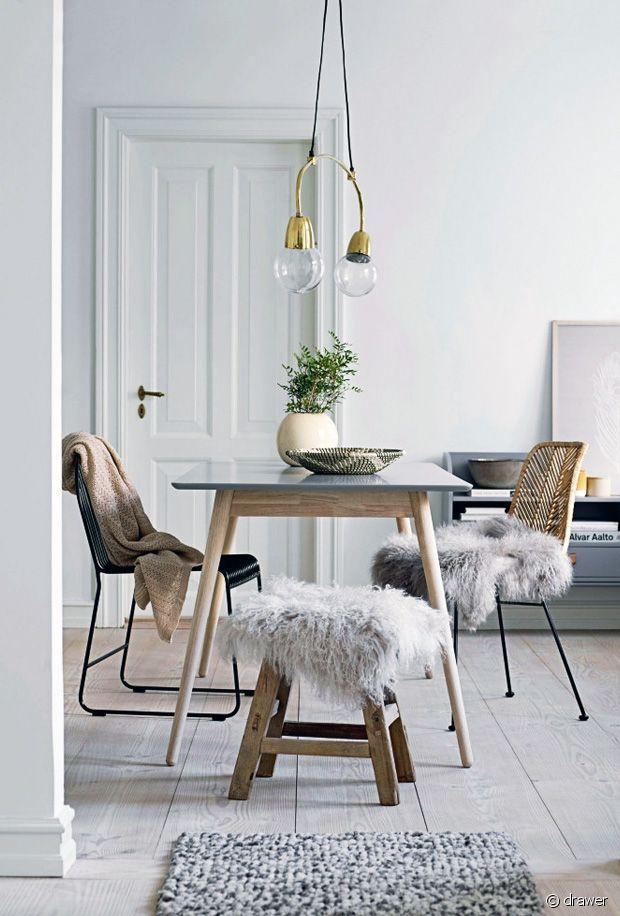 Sélection de chaises en métal pour un intérieur stylé