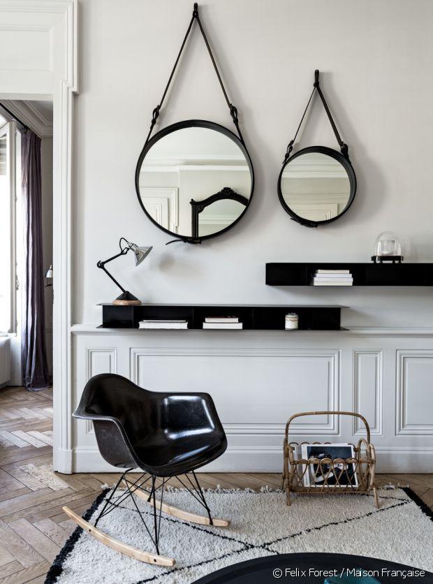 Quel miroir choisir pour quelle pi ce - Grand miroir pour salon ...