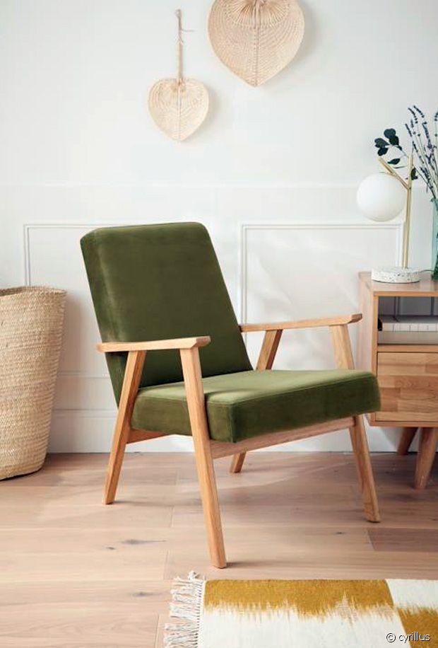 Comment intégrer du vert kaki dans sa décoration d'intérieure ?