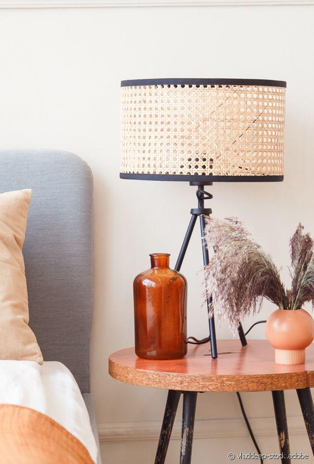 Sélection de tables de chevet pour une chambre stylée