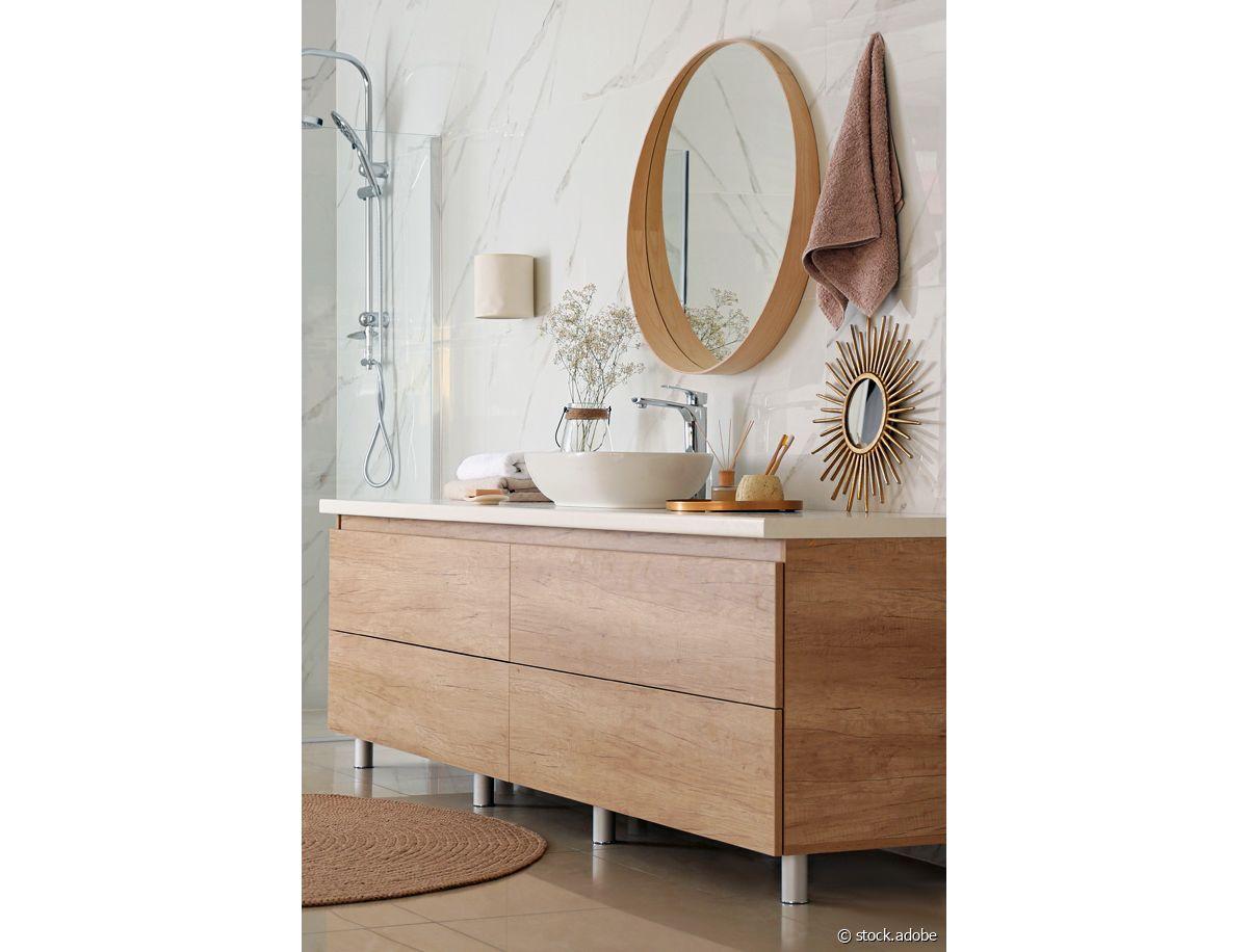 Relooker Une Table De Toilette En Marbre 3 idées déco pour relooker la salle de bain - 31m2