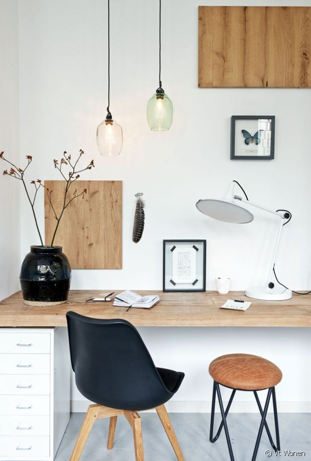 10 lampes de bureau design moins de 50 for Bureau 2 metres