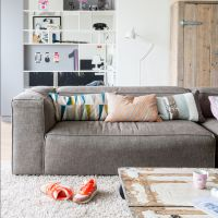 comment relooker facilement un canap. Black Bedroom Furniture Sets. Home Design Ideas