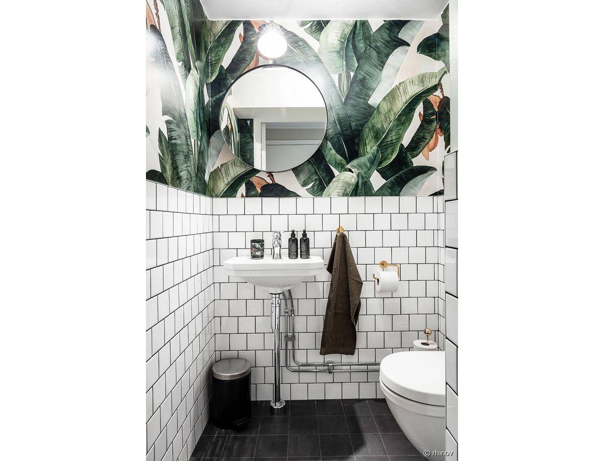 Comment Decorer Les Wc décorer des toilettes - 31m2
