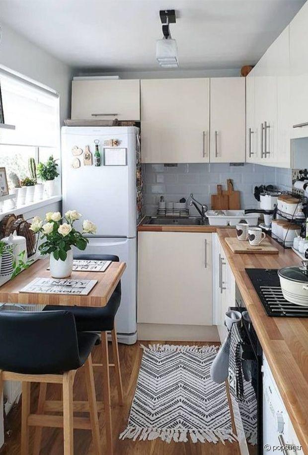 Comment aménager et décorer une petite cuisine ?