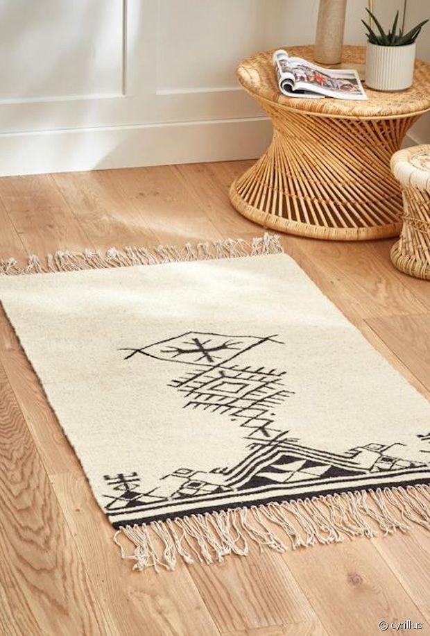 Le tapis ethnique : un incontourable du rayon décoration, années après années