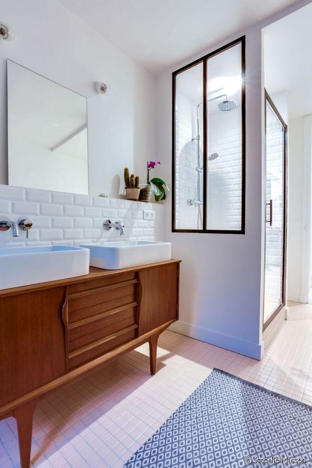 Comment aménager une grande salle de bain ? - 31m2