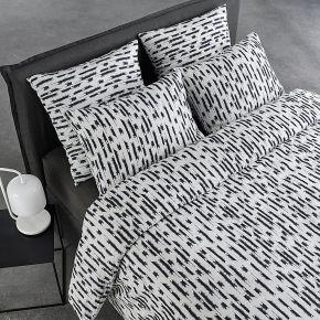 on craque pour la nouvelle collection de linge de lit am pm. Black Bedroom Furniture Sets. Home Design Ideas