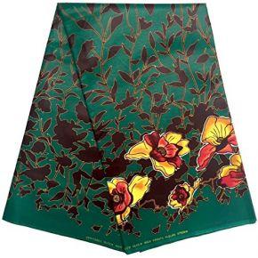 Wax tissu pagne africain matière glissante...